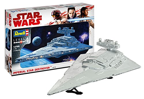 Revell 06719 - Star Wars Imperial Star Destroyer 1: 2700 Scale