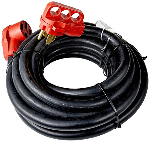 Mighty Cord  A10-5025EH RV Extension Cord, 25-Feet, Red