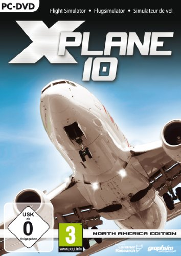 Picture of an XPlane 10 North America Edition 4041377303048