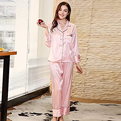 Image Unavailable. Image not available for. Color  Sproud Fashion Women  Pajamas Pyjamas Pijamas Plus Size ... f482d7c11
