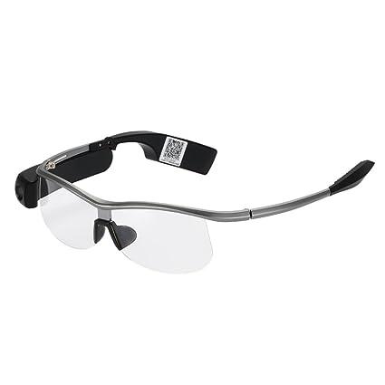 2c0211909b Protección. WEAR Gafas Inteligentes Bluetooth 4.0 Inalámbrico polarizada  para Vídeo Cámara Grabadora con Auriculares para Iphone Samsung