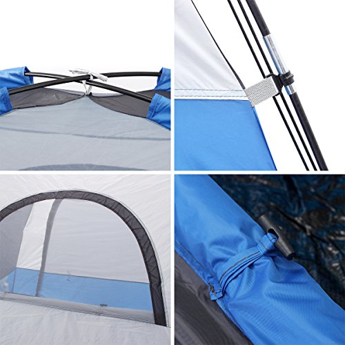 SEMOO-Water-Resistant-5-Person-3-Season-Lightweight-Family-Dome-Tent-for-Camping-with-Carry-Bag