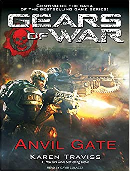 Book Anvil Gate (Gears of War)