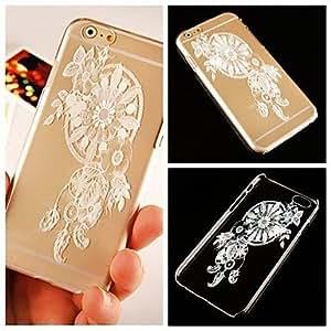 YULIN Flower Dreamcatcher Pattern Hard Back Case for iPhone 6 Plus