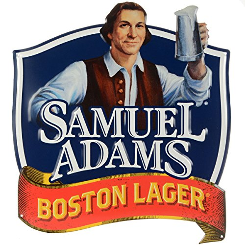 Samuel Adams Boston Lager Metal Wall (Samuel Adams Boston Lager)