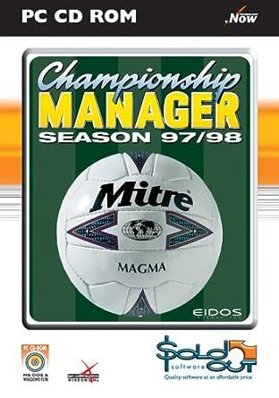 championship manager  windows 7