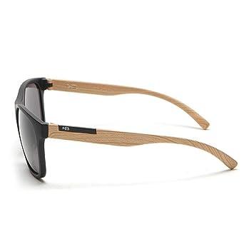 Óculos de Sol Hb Underground 90114 731 56 Preto efeito Madeira   Amazon.com.br  Amazon Moda 55f0468f57