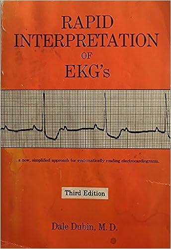 Dubin Ekg Book