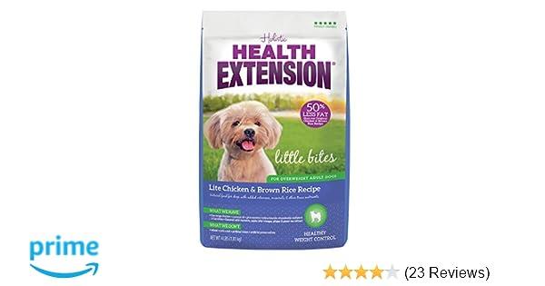 Amazon Com Health Extension Lite Little Bites 4 Pound Lite Chicken