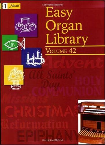 Book Easy Organ Library, Vol. 42
