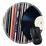 MSD Natural Rubber Mousepad Round Mouse