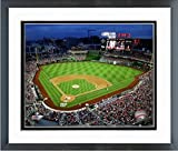 "Washington Nationals Park MLB Stadium Photo (Size: 22.5"" x 26.5"") Framed"