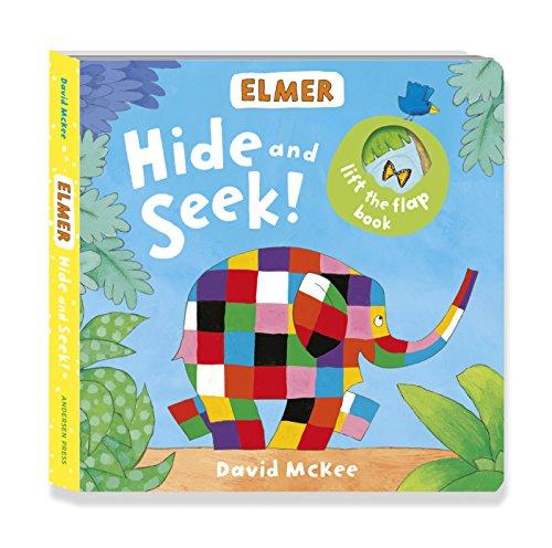 (Elmer: Hide and Seek! McKee, David)