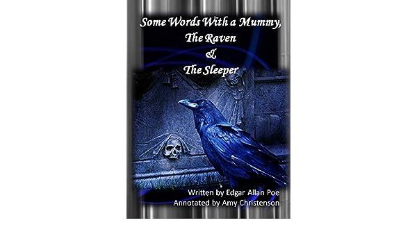 edgar allan poe the raven words