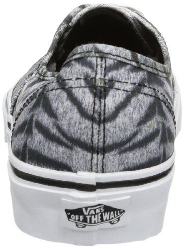 Vans U Authentic - Zapatillas Mujer Gris (tiger black)