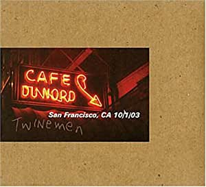 2003 Live San Francisco