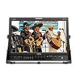 Ikan 18.5'' Studio Monitor w/ Picture By Picture & Dual Scopes Black (OBM-P180)