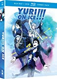 Yuri!!! on ICE: The Complete Series (Blu-ray/DVD Combo)