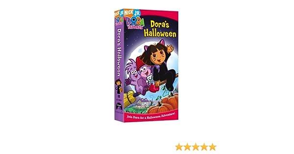 Dora\'s Halloween [Import]: Fatima Ptacek, Regan Mizrahi, Alexandria ...