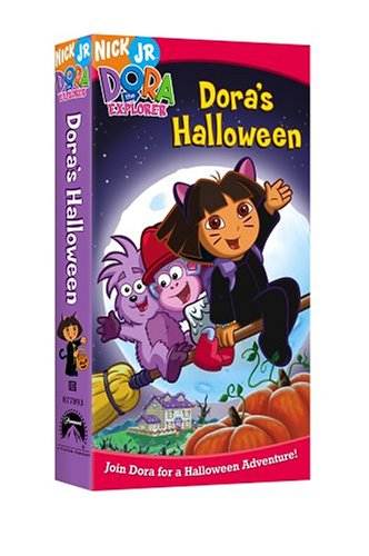 Dora the Explorer - Dora's Halloween [VHS] -