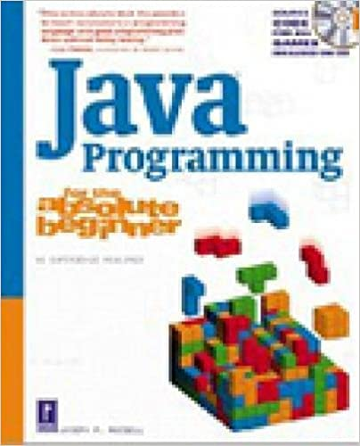 Java Programming Books For Beginners Pdf