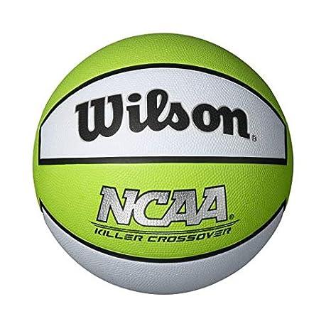 Wilson NCAA Killer Crossover Black - Balón de Baloncesto, Color ...