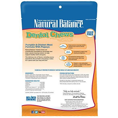 Natural Balance Dog Food Changed