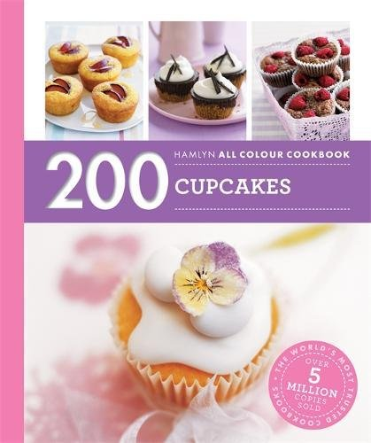Read Online 200 Cupcakes: Hamlyn All Colour Cookbook (Hamlyn All Colour Cookery) pdf