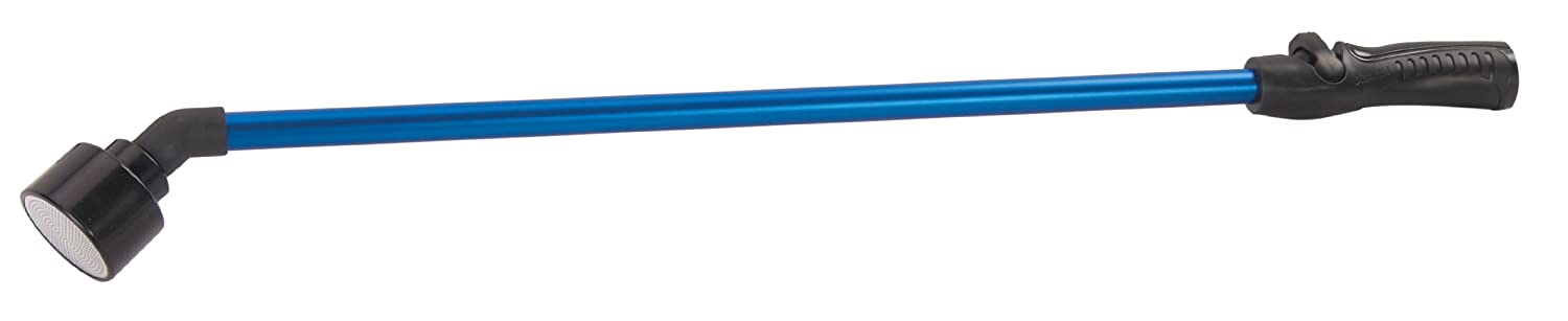 Dramm 14805 One Touch Rain Wand with One Touch Valve, 30-Inch, Blue