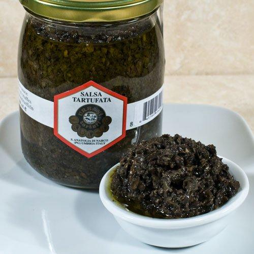 Truffle and Mushroom Sauce - Salsa Tartufata - 1 x 17.5 oz