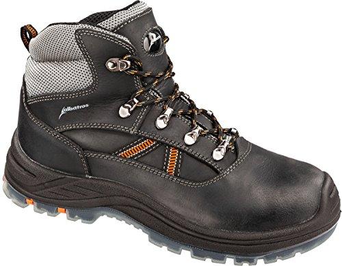 pour homme Chaussures Albatros Noir de sécurité vxtxInHU