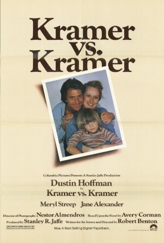 27 x 40 Kramer vs Kramer Movie Poster