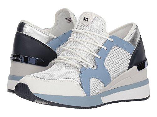 Michael Michael Kors Liv Trainer Sneakers Size 10 M Opt/PL Blue