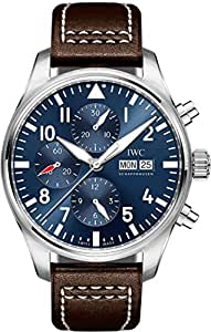 IWC Pilot Chronograph Le Petit Prince Men's Watch IW377714