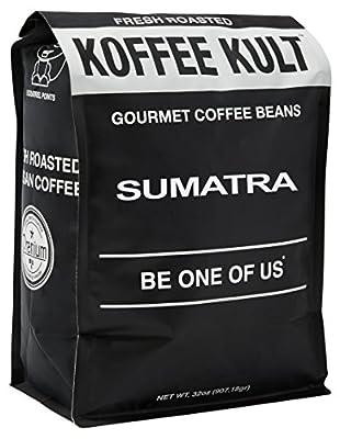 Sumatra Mandbeling Coffee Beans