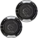 DTI Car Audio DTIDS5280 5.25-Inch High Power 2-Way Speaker