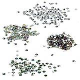 Chosky Nail Crystals AB Nail Art Rhinestones
