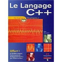 Langage c++                +CD kit campus