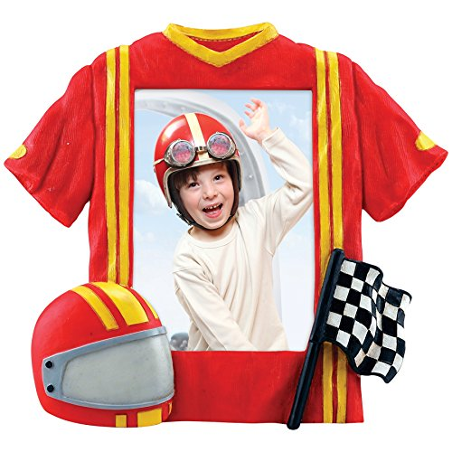 Neil Enterprises, Inc Red Racing Jersey Picture Frame