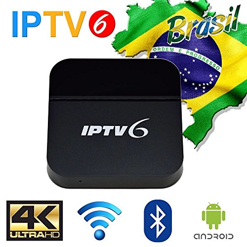 IPTV5 HTV5 Edition 4K has Over 200 TV Channels, Many of Them in HD and Also has Karaoke, Bluetooth, Android 5.1, and Many Entertainment Channels, Children's, Sports, Movies, and Series