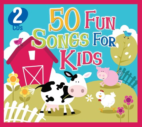 Set Fun Songs (50 FUN SONGS FOR KIDS (2 CD Set))