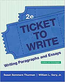 exploring writing paragraphs essays 2nd edition