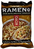 Koyo Tofu and Miso Ramen, 2-Ounce Packages (Pack of 12)