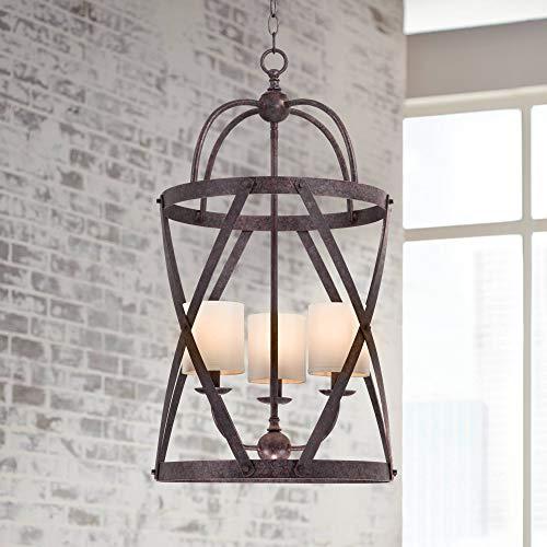 Hourglass Pendant Light in US - 9