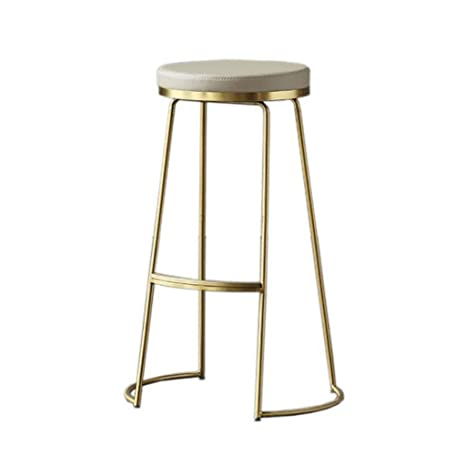 Awe Inspiring Bar Stool Bars Tools Chair For Kitchen Bar Gold Metal Legs Beatyapartments Chair Design Images Beatyapartmentscom