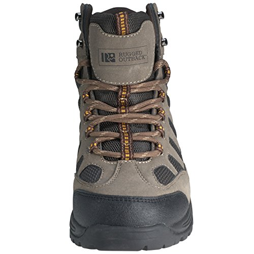 Pictures of Rugged Outback Men's Ridge Mid Hiker Small 2