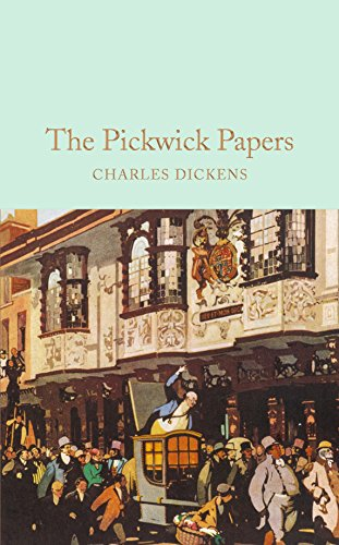 The Pickwick Papers (Macmillan Collector's Library) [Charles Dickens] (Tapa Dura)