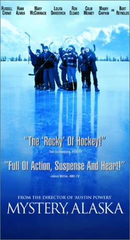 Mystery, Alaska [USA] [VHS]: Amazon.es: Russell Crowe, Hank ...