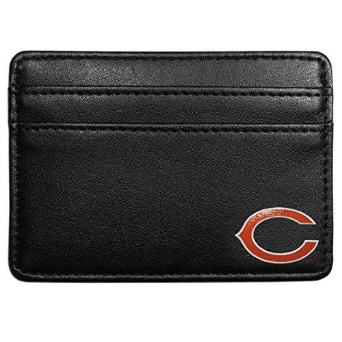 Siskiyou NFL Chicago Bears Weekend Wallet, Black (Chicago Bears Wedding)