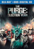 The Purge: Election Year [Blu-ray + DVD + Digital HD]